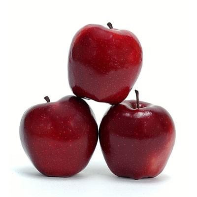 Tutorial Maskowanie - Czerwone jabłka