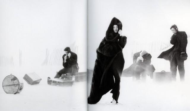 Tatiana Patiz, fot. Peter Lindbergh