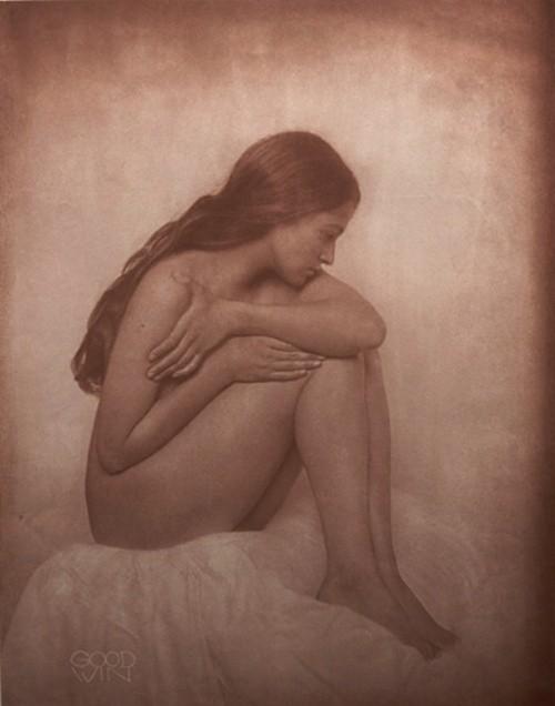 "Henry B Goodwin ""Nude study"" 1915"