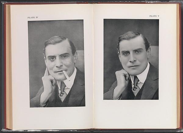 Z historii retuszowania, Robert Johnson,  1930