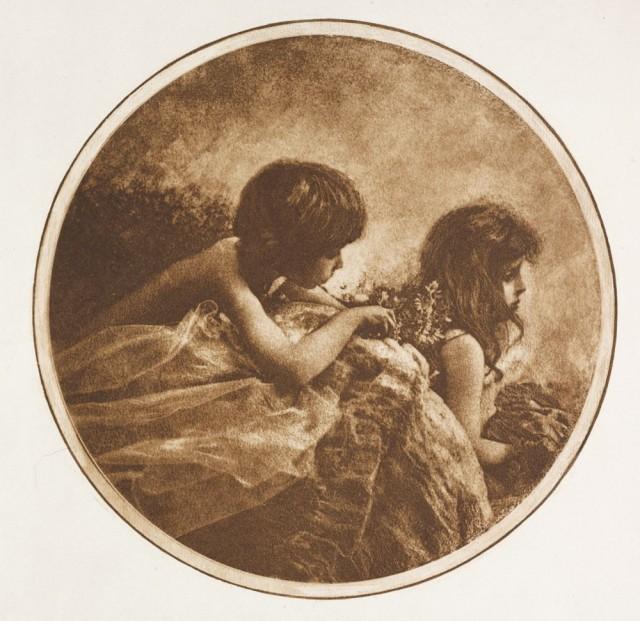 Praca Roberta Damachy stosującego wiele szlachetnych technik, zmieniał ręczną obróbką negatywów i odbitek wygląd fotografii dając wyraz ekspresji artysty